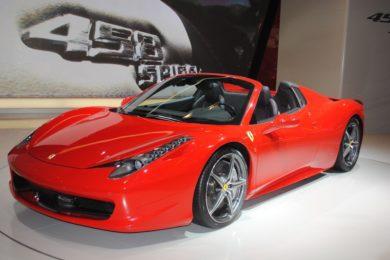 przejażdżka Ferrari prezent