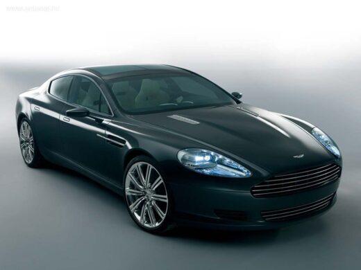przejażdżka Astonem Martinem